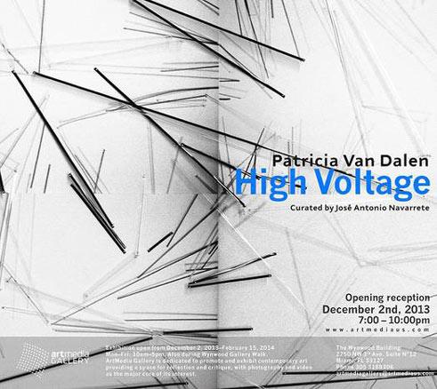 Patricia Van Dalen, High Voltage