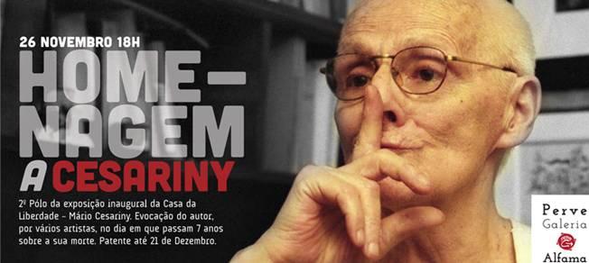 Homenagem a Mário Cesariny