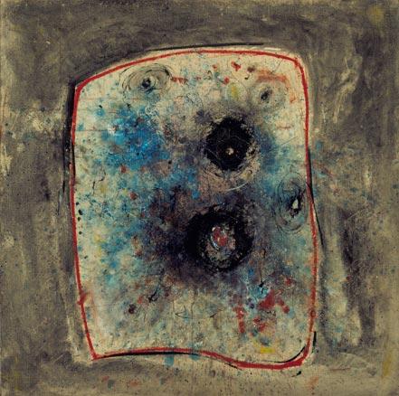 Wols, Pintura, ca. 1946-1947