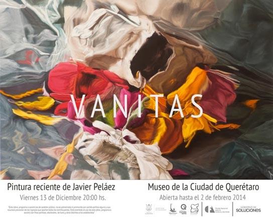 Javier Peláez, Vanitas