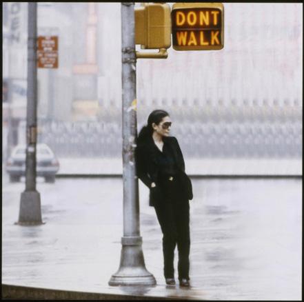 Yoko Ono, Walking On Thin Ice, 1981