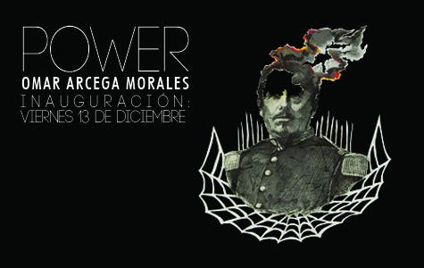 Omar Arcega Morales, Power