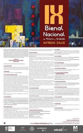 IX Bienal Nacional de Pintura y Grabado Alfredo Zalce 2013