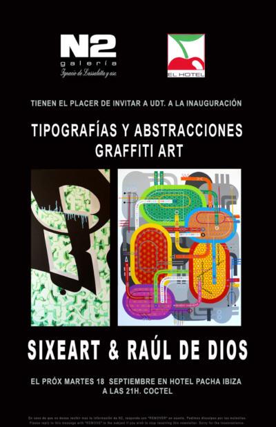 Tipografías y abstracciones