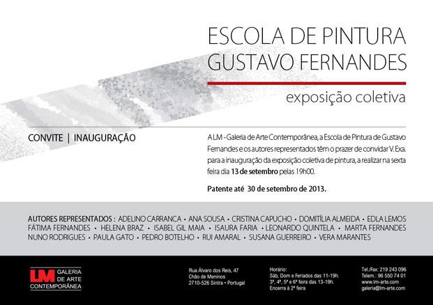 Escola de pintura Gustavo Fernandes