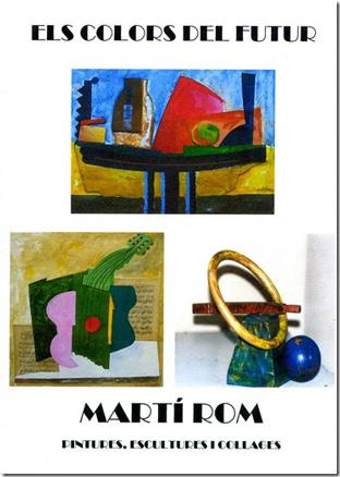 Martí Rom, Els colors del futur