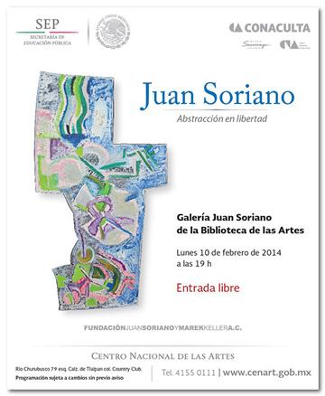 Juan Soriano, Abstracción en libertad