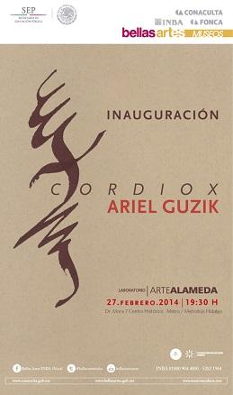 Ariel Guzik, Cordiox