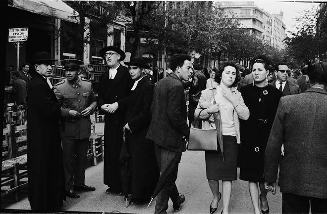 Francesc Català-Roca, El piropo, Sevilla, 1959
