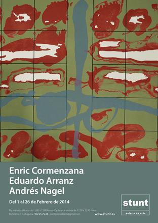 Enric Cormenzana - Eduardo Arranz - Andrés Nagel