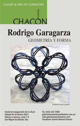 Rodrigo Garagarza, Geometría y forma