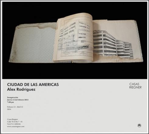 Alex Rodríguez, Ciudad de las Américas