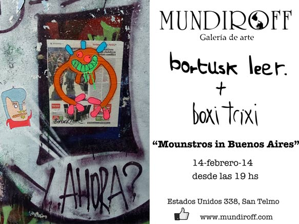 Mounstros in Buenos Aires