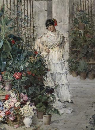 Pintoras en España 1859-1926