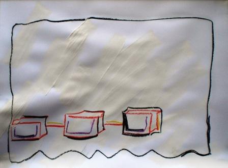 Tmixta-dibujo- 50x65- año 2011