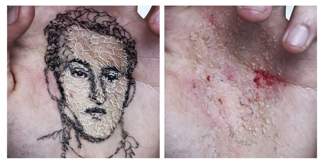 David Catá, A flor de piel