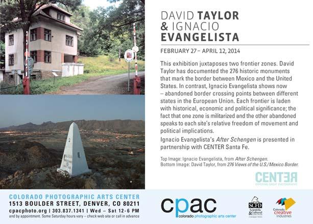 David Taylor and Ignacio Evangelista