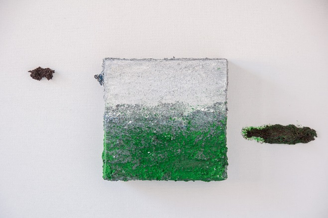 Alberto Reguera, Fragments depaysage, 2013
