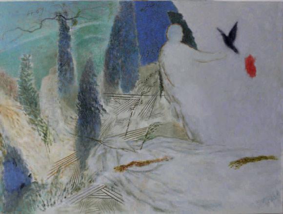 Mari Puri Herrero, Hablar del sueño, 2013