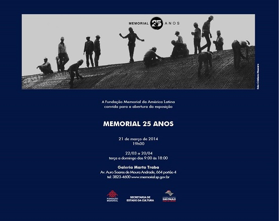Memorial 25 anos