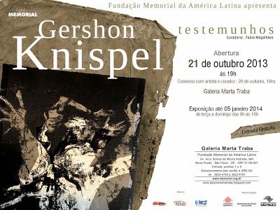 Gershon Knispel, Testemunhos