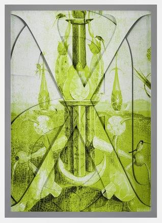 Bosch.1.Xa, 2013. Impresión digital. 141,2 x 101 cm. Cortesía Thomas Locher.