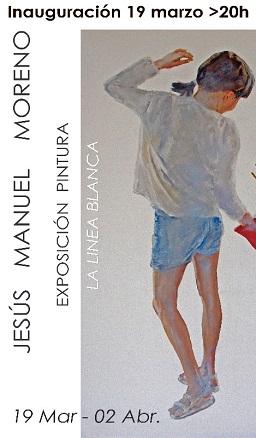 Jesús Manuel Moreno, La línea blanca