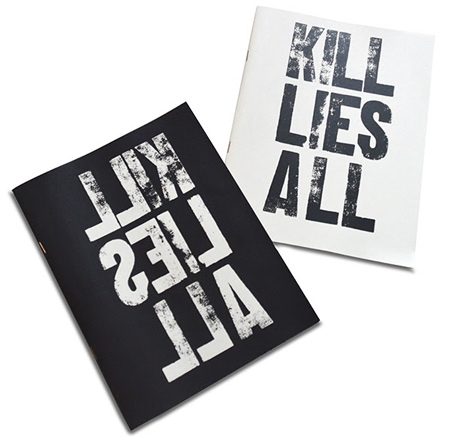 Javier Arce, Kill Lies All