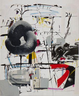 Luisa Richter, Ohne Titel, 1966