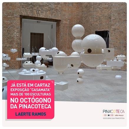 Laerte Ramos, Casamata