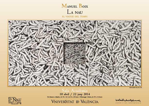 Manuel Boix, La Nau, el viatge del temps