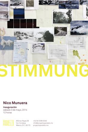 Nico Munuera, Stimmung
