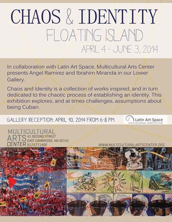 Chaos & Identity. Floating Island