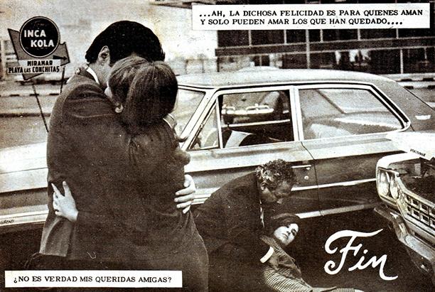 El lenguaje del amor fotonovela peruana 1950-1980