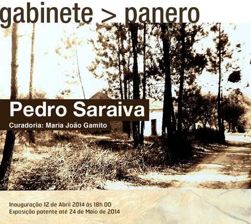 Pedro Saraiva, Gabinete > panero