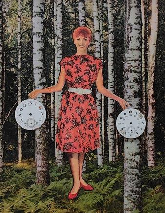 Sara Huete, La mujer del tiempo