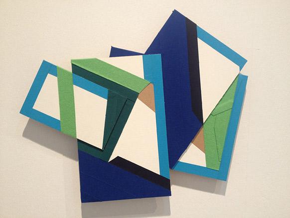 Miren Doiz, S. T. Serie No painting, 2013