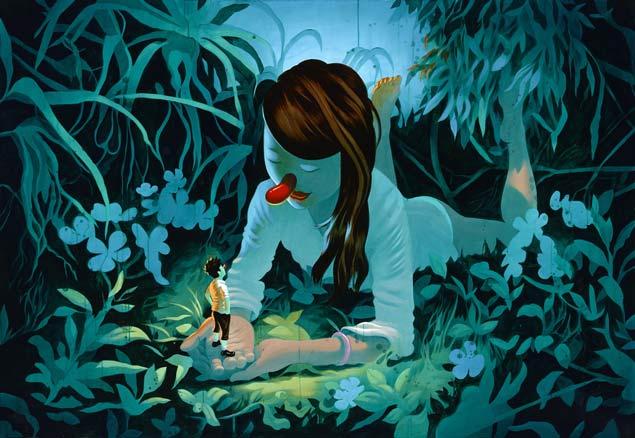 Victor Castillo, Strange Fiction
