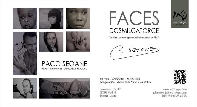 Paco Seoane, Faces dosmilcatorce