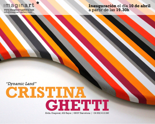 Cristina Ghetti, Dynamic Land