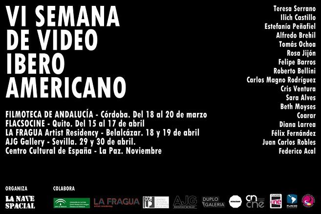 VI Semana del Vídeo Iberoamericano