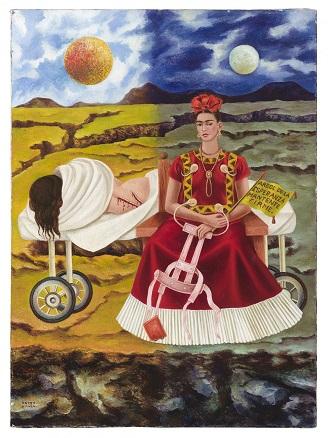 Frida Kahlo, Árbol de la esperanza, 1946