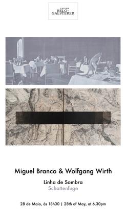 Miguel Branco & Wolfgang Wirth, Linha de Sombra - Schattenfuge
