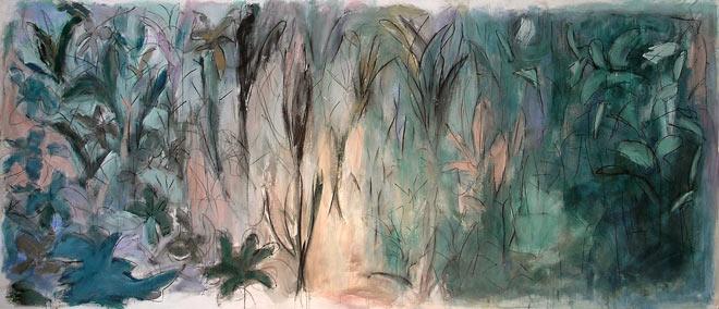 Teresa Poester, Eragny sur Epte, 2002