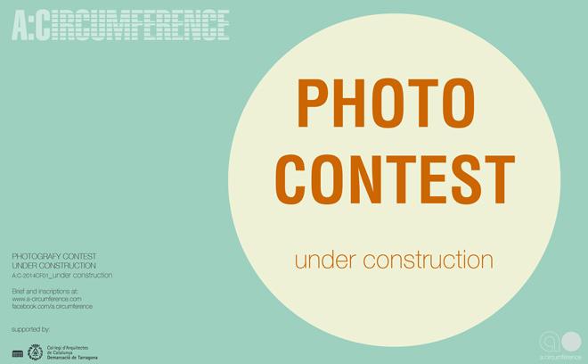 Concurso de Fotografía Under Construction