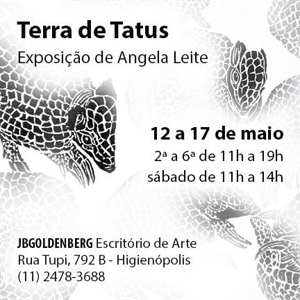 Angela Leite, Terra de Tratus