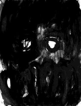 Pablo Bellot, Estudio de mancha negra n. 28, 2010
