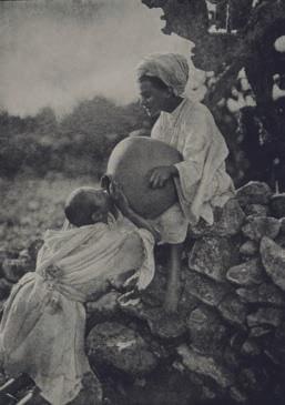 José Ortiz Echagüe, Fuente mora, 1909