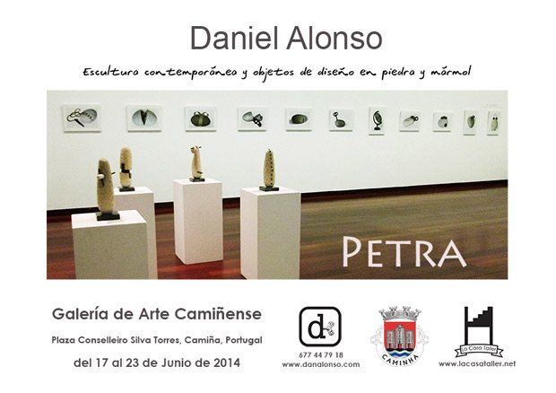 Daniel Alonso, Petra
