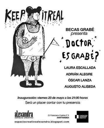 Doctor, es Grabé